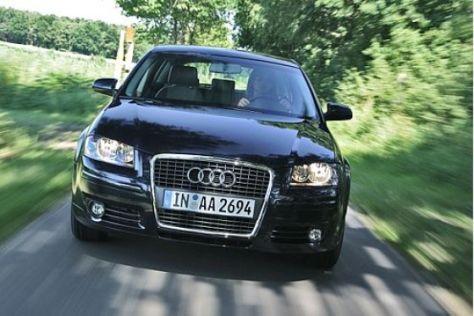 Die elf Besten der Nation: Audi A3