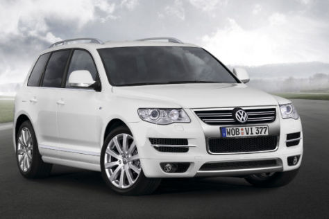 VW Touareg V10 TDI R-Line