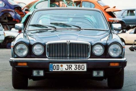 Jaguar XJ Serie III (1979-1992)