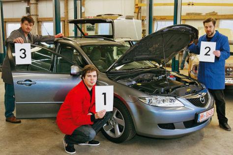 Gebrauchtwagen-Test Mazda6