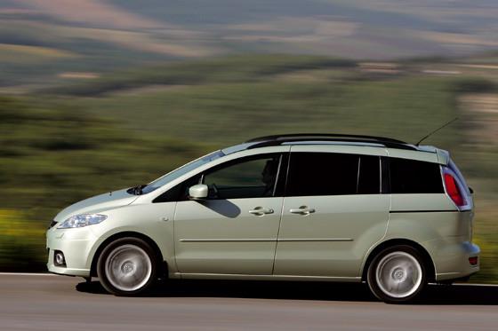 Mazda5 facelift