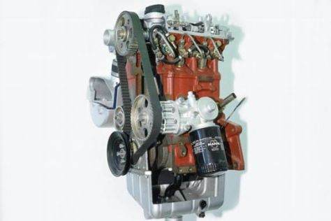 25 Jahre Elsbett-Motor