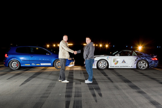 Enco 911 Turbo HGP Golf R36 Bi-Turbo