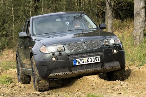 BMW X3  Hunter von Hartge