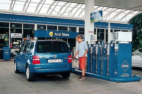 Aral-Tankstelle 