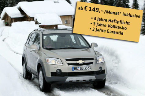 Chevrolet Captiva easy