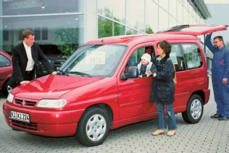 Citroën Berlingo (ab 1996)