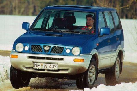 Nissan Terrano II (ab 1993)