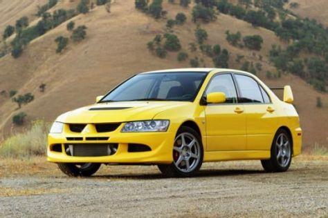 Mitsubishi Carisma Evolution GT VIII