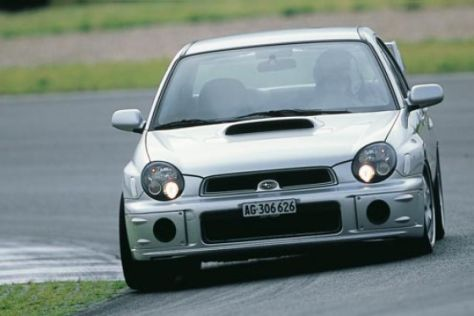 Subaru WRX STi von Digit-Power