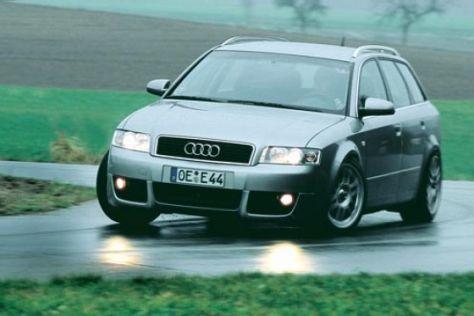 Audi A4 Avant von Eibach