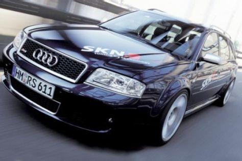 Tuning-Power für Audis Schnellsten