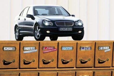 Kaufberatung Mercedes-Benz C-Klasse