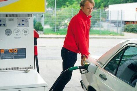 BP erhöht um drei Cent