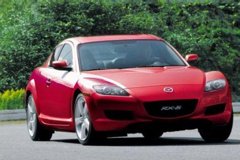 Mazda-Sportcoupé RX-8