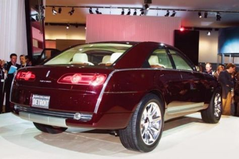 International Auto Show 2003 in Detroit