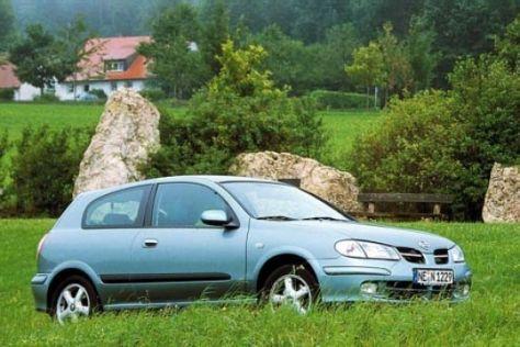 Dauertest Nissan Almera 1.8 Elegance