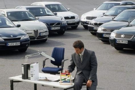 Geplante Dienstwagensteuer drosselt Verkauf