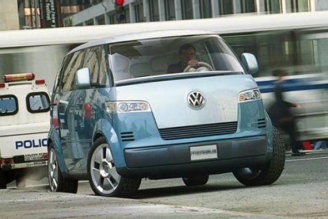 VW Touran, Microbus, Sharan und T5