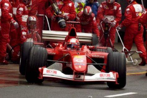 FIA kommt Formel-1-Rennställen entgegen