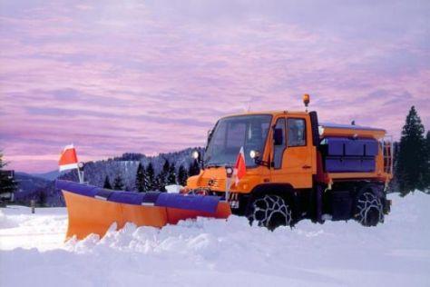 Freightliner vertreibt Unimog