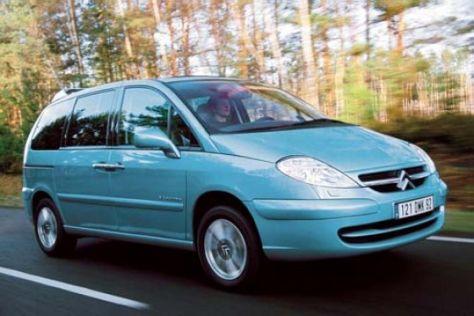 Citroën pflegt seine Vans