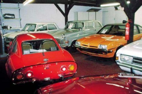 Opel-Schatzkiste in Hannover