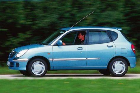 Daihatsu Sirion 1.0 Allrad
