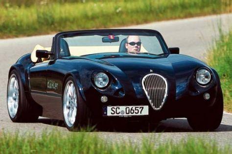 Wiesmann-Roadster von Dähler