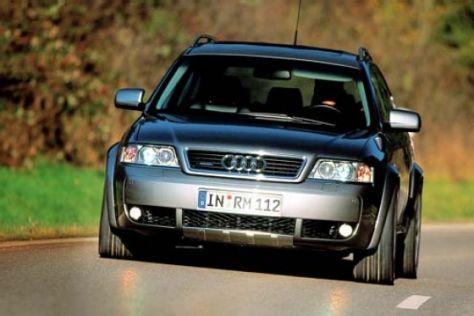 Audi A6 allroad von MTM