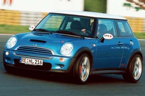 SKN Mini Cooper S