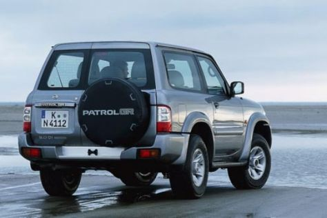 Facelift für den Nissan Patrol GR