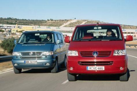 Volkswagen T5 Multivan 2.5 TDI