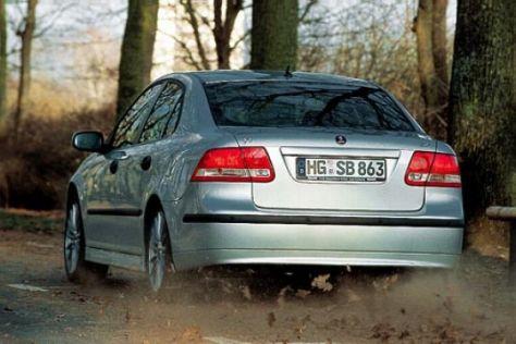 Saab 9-3 2.0t Vector