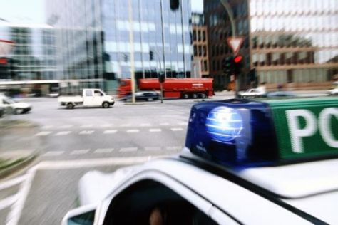 Risiko Blaulichtfahrt
