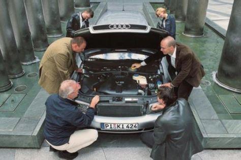 Gebrauchtwagen Test Audi A4 1995 2001 Autobild De