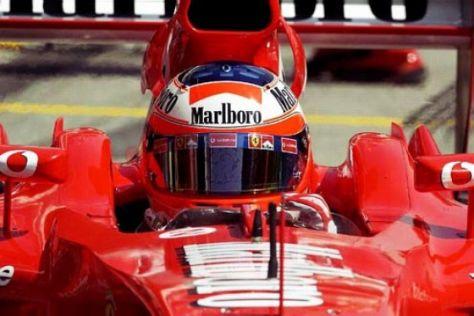 Der neue Ferrari läuft wie geschmiert