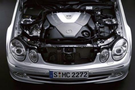 Mercedes-Benz E 400 CDI