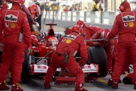 Formel-1-Regeln immer verrückter