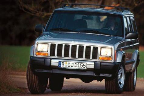 Gebrauchtwagen Test Jeep Cherokee 1988 2001 Autobild De