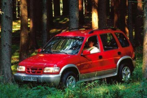 Kia Sportage (1994-2002)