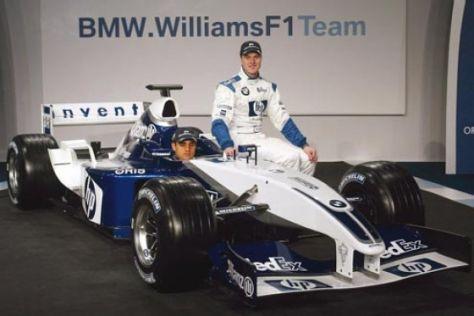 F1-BMW will nicht so recht