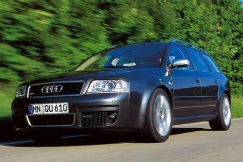 Audi legt Bilanz 2002 vor