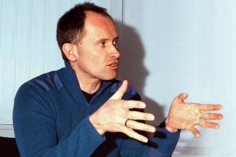 Rallye-Pilot Armin Schwarz im Interview