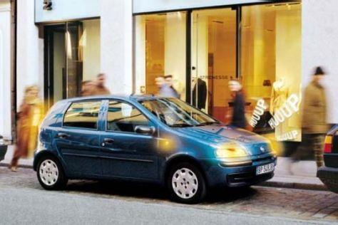 Dauertest Fiat Punto 1.2 SX