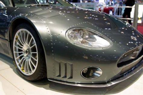 Genfer Automobilsalon 2003