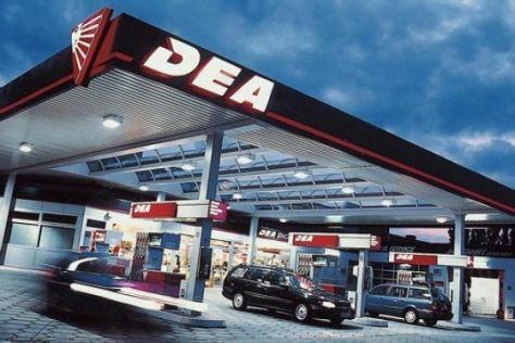 DEA-Tankstellen verschwinden vom Markt