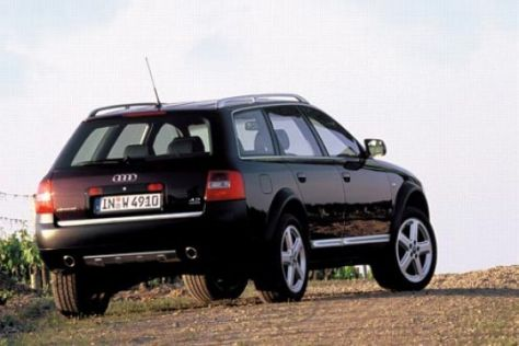 Audi allroad 4.2
