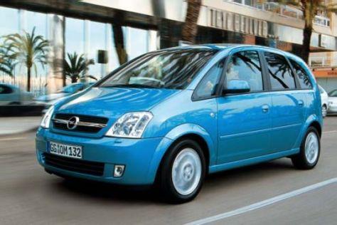 Fahrbericht Opel Meriva