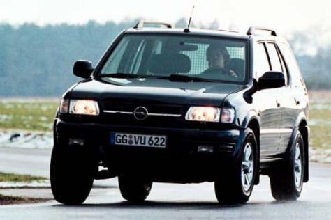 Opel Frontera 2.2 DTI Avenue